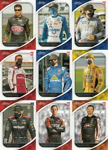 2021 Panini Chronicles Racing (Absolute/Limited/Score/Pinnacle) - Pick Your Card