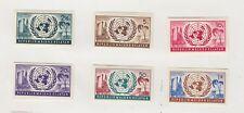 Mail in Wartime - Republic Maluku Selatan United Nations Set