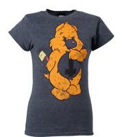 Official Kill Brand Satanic Care Bear Ladies T-Shirt Goth Evil Bear Free P&P Alt