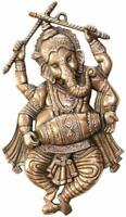 1 Pcs Wall Hanging Dancing Lord Ganesha 18 Inches Wall Decor and Return Gifts