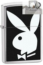 Zippo 28269 playboy bunny logo Lighter with PIPE INSERT PL