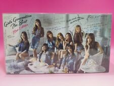 CD+DVD Girls Generation SNSD JAPAN THE BEST New Edition Limited