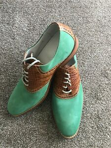 Cole Haan Air Colton Saddle Wingtip Size 12 NEW