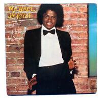 "MICHAEL JACKSON Off The Wall 1979 Vinyl 12"" Record LP Epic FE 35745 Original"