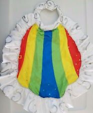 My Little Pony Build a Bear RAINBOW Dash CAPE Clothing Pride Accessory