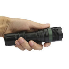 Ultrafire 10000LM Zoomable CREE XM-L T6 LED Flashlight Torch Super Bright Light