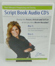 DANI Johnson's Prospecting and Closing 2-Disc CD Posture Attitude Skill Set