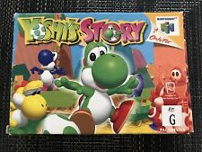Yoshi's Story N64 Complete In Box with Manual AUS PAL Nintendo 64
