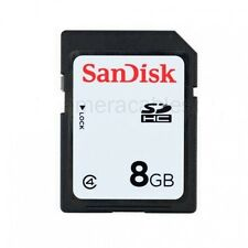 Sandisk 8GB 8G SD SDHC 8 GB G Memory Card in Sydney *Genuine, Brand New*