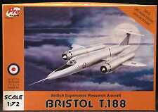 Olimp Pro Resin Models 1/72 BRISTOL T-188 Supersonic Research Aircraft