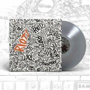 Paramore Riot Silver FBR 25th Anniversary Vinyl Pre-Order Hayley Williams