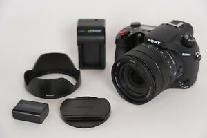 SONY Cyber-Shot DSC-RX10 IV 20.1MP Digital Camera wZeiss Lens DSC-RX10M4 24-600