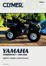 Yamaha Timberwolf / Bigbear [1989-2000] ATV by Haynes Publishing Group (Paperback, 2000)