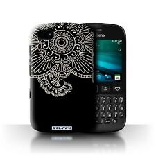 STUFF4 Phone Case for Blackberry Smartphone/Henna Tattoo/Protective Cover