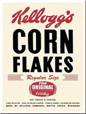 Bb´s Kellogg Cornflakes Imán 6x8 cm 14256 Letrero De Signo De Imán De Nevera