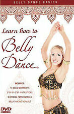 NEW DVD Learn How to Belly Dance~,