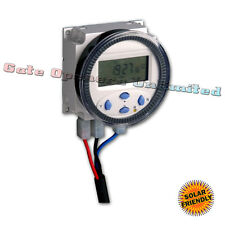 Sentry 300 - 550015 7 Day Timer Solar Friendly Design Gate Operators Accessories