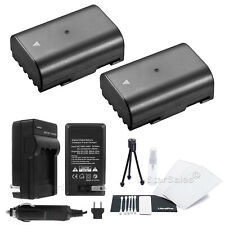 2x D-LI90 Battery + Charger for Pentax K-01 K-5 K-5ii K-7 645D K-5iis