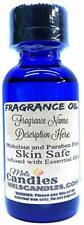 Pink Vs Type 1 Ounce / 29.5ml Blue Glass Dropper Bottle of Fragrance Oil Scented