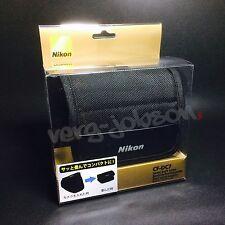 Nikon CF-DC7 Semi-Soft Case Black for D5300 D3300 + Nikkor Lens Original New