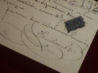 [Coll. Jean DOMARD PIONNIERS GYMNASTIQUE] CPA Signée J. SANSBOEUF 1878!! Alsace