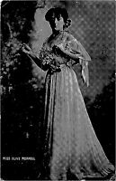POSTCARD  ACTRESSES  - OLIVE MORRELL  -  TUCK