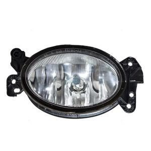 Fog Light fits Mercedes-Benz Class C E CLS G GL R SL55 Passenger Side Front Lamp