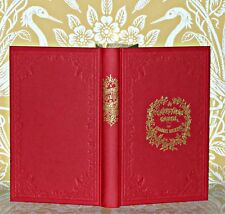 A Christmas Carol Book 2018 SpecialEdition HB Facsimile 1843 Gilt Gold FOIL edge