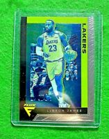 LEBRON JAMES FLUX CARD LOS ANGELES LAKERS 2019-20 CHRONICLES FLUX BASKETBALL