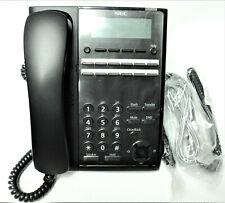 New Listingnec Sl2100 Phone Ip7ww 12txh Tel Bk Black Charcoal Tested Warranty Be117451