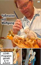 Fassmalen mit Wolfgang