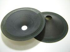 """Pr. 12"""" Paper Speaker Cones -- Recone Parts -- 1243"""