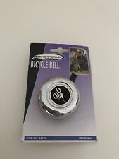 New Silver Metal Bike Bell
