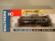 Walthers Gold Line 16,000 gallon funnel flow tank car - UTLX