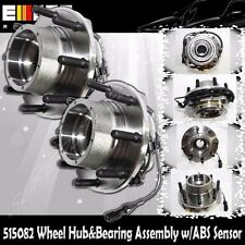 1Pair Front Wheel Hub for Dual Rear Wheels (DRW) 4WD Models with 4 Wheel ABS