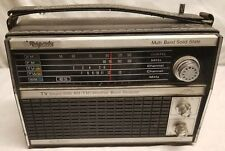 Rhapsody - RY-672 - Multi Band Solid State Radio -AM/FM/TV/Weather -Parts/Repair