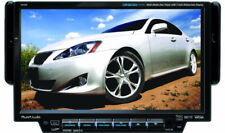 "PLANET AUDIO P9725B IN-DASH DVD CD MP3 RECEIVER W/ 7"" TOUCHSCREEN MONITOR AUX-IN"