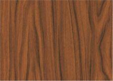 90cm Wide BROWN WALNUT WOODGRAIN WOOD STICKY BACK PLASTIC SELF ADHESIVE VINYL