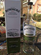 BOWMORE Small Batch Bourbon Matured Single Malt Scotch Whisky Bottle & Box