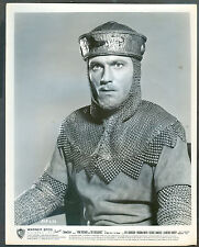 "REX HARRINSON ""KING RICHARDS and the CRUSADERS"" ORIGINAL MOVIE PHOTO"