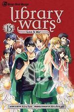 Library Wars: Love & War, Vol. 15: By Yumi, Kiiro