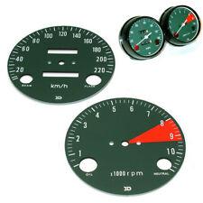 Honda CB 750 Four K1 Zifferblatt Tachometer DZM Scheibe Tacho KM/H Face Plates