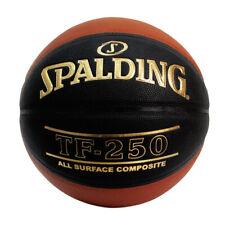"Spalding TF-250 basketball brick black color intermediate size 28.5"""