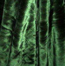 Kuscheldecke Tagesdecke Dunkel Grün Glanz Design 160 x 200  gt5r