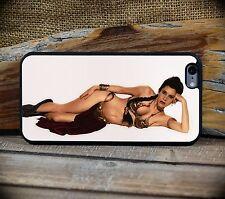Vintage Carrie Fisher Princess Leia Bikini iPhone 6 6S+ custom case