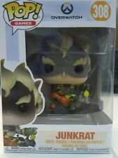 Funko Pop Overwatch Junkrat