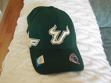 NCAA South Florida Bulls Top of the World BASEBALL Cap Hat ONE-FIT NEW
