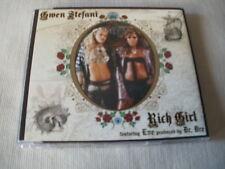 GWEN STEFANI / EVE - RICH GIRL - UK CD SINGLE