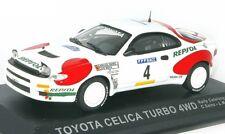 TOYOTA CELICA TURBO 4WD Carlos Sainz Rally Catalunya 1992 1:43 IXO ALTAYA DIECAS