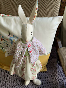 LUNA LAPIN HEIRLOOM RABBIT- FULLY CLOTHED